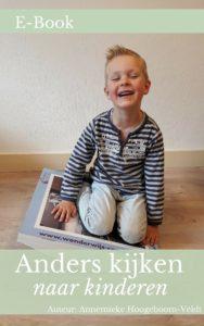 voorkant Ebook Anders kijken naar kinderen website